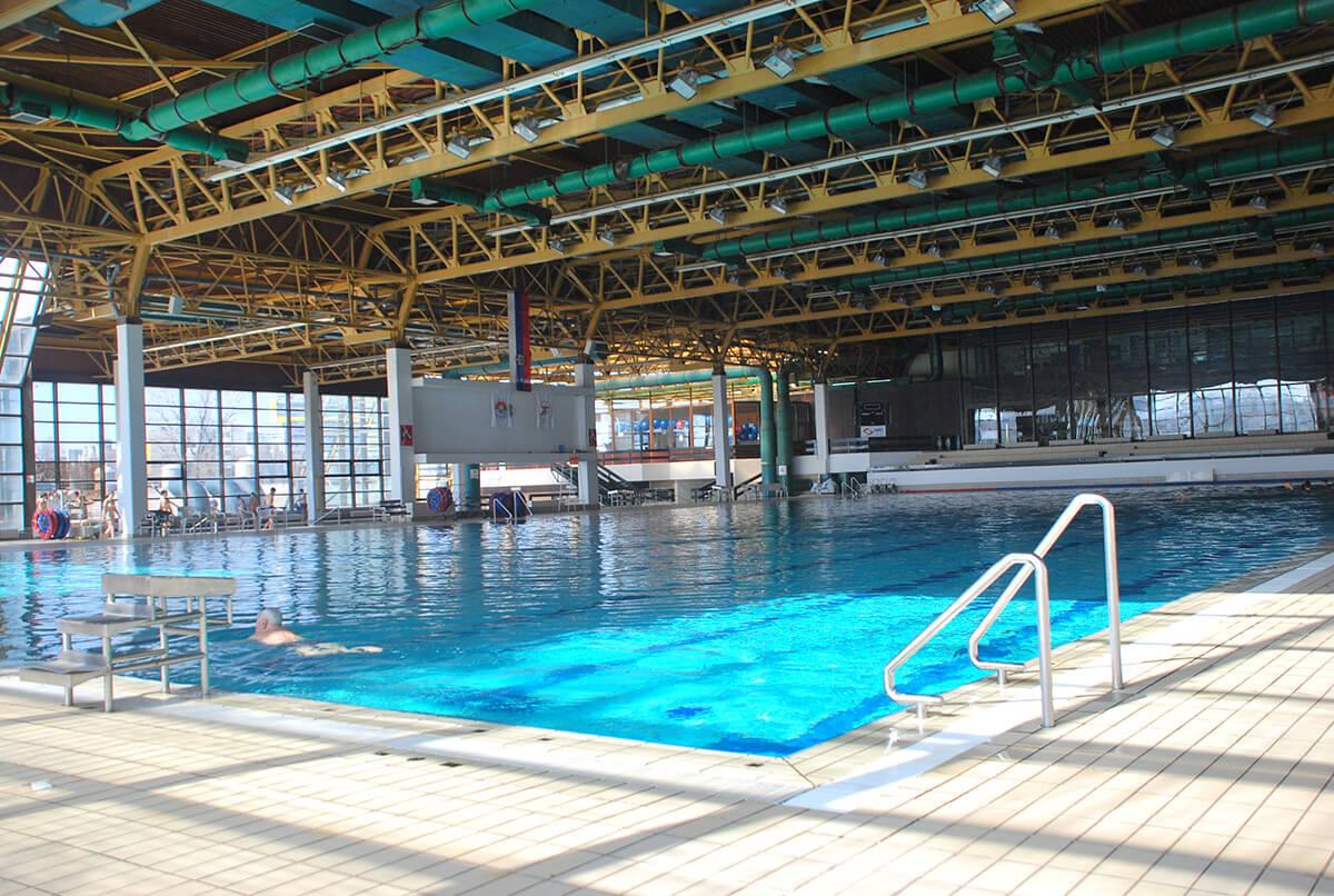 SPENS - Zatvoreni bazen
