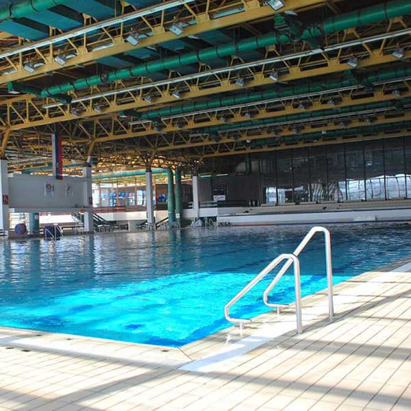 Zatvoreni bazen Spens